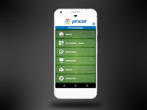 ANDROID PRICOL